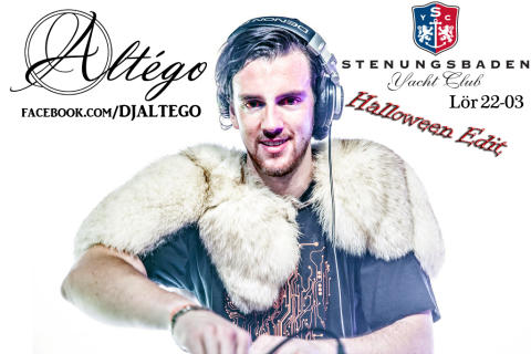 DJ Altego, Halloween Party