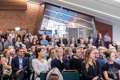 Sveriges Innovationsriksdag till Skellefteå 2020