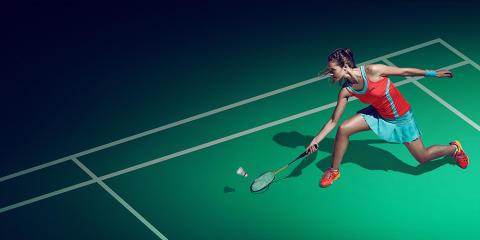 Salming Badminton 2016/17