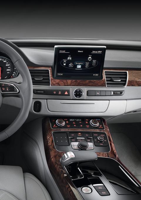Nya Audi A8