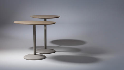 Wind table designed by Jin Kuramoto