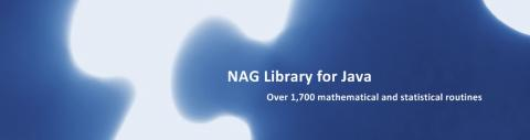 The Numerical Algorithms Group release the NAG Library for Java