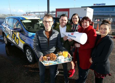 Stena Line rules the waves with new radio sponsorship