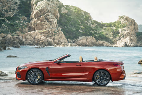 BMW M8 Competition Cabriolet