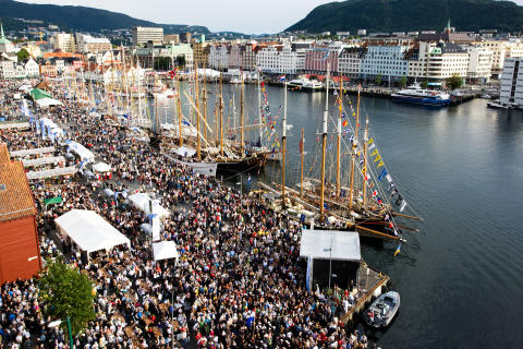 The Tall Ship Races kommer til Norge … gør du?