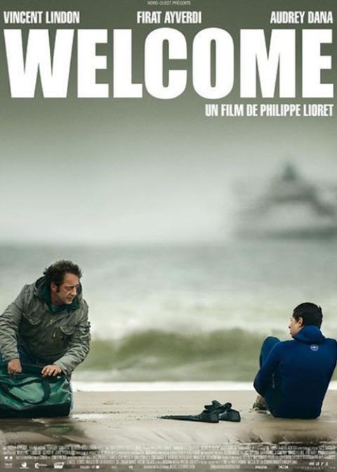 """Lindesbergs Filmstudio visar """"Welcome"""""""