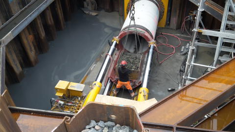 Norconsult prosjekterer et av Norges største, gravefrie VA-prosjekter under bygging