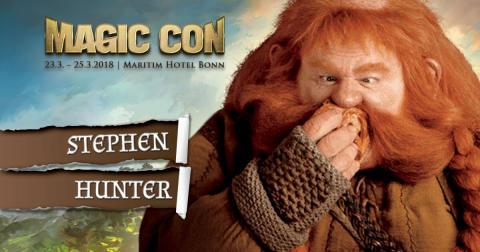 MagicCon 2018: Stephen Hunter (Zwerg Bombur) aus der Hobbit-Trilogie kommt nach Bonn
