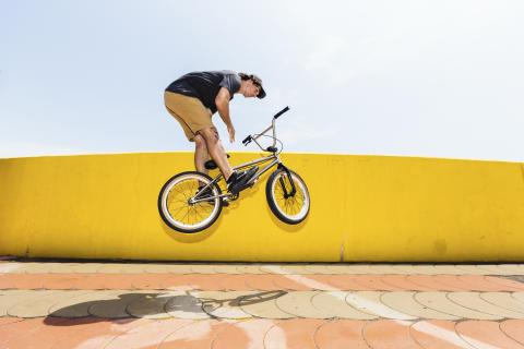 Rendimiento en acción: STANLEY® se convierte en patrocinador de Deportes Extremos