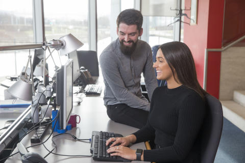 BT to recruit more than 1,600 apprentices and graduates as it looks to attract and grow the UK's best tech talent
