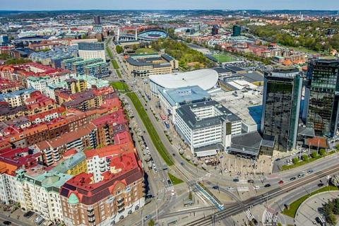 Skånegatan, Gothenburg City