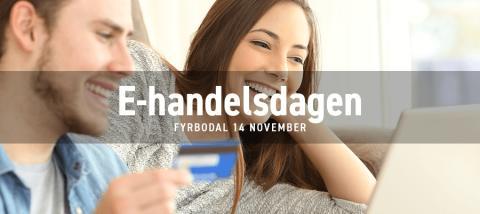 E-handelsdag i Uddevalla 14 november