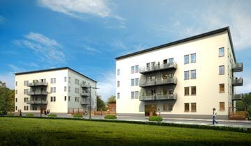 Järntorget byggstartar 44 bostäder i Vällingby