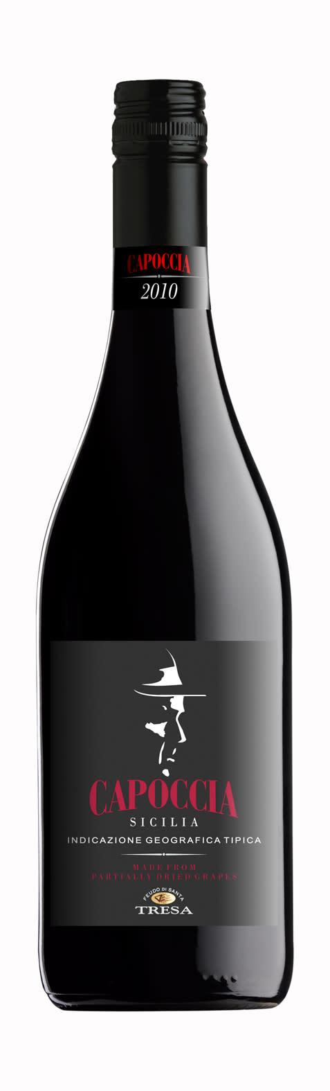 Santa Tresa Capoccia - nytt vin från Sicilien!