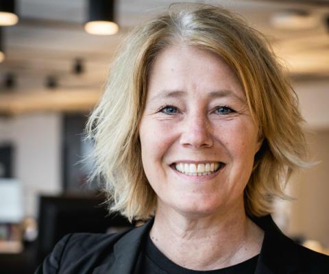 Johanna Frelin blir ny vd för Riksbyggen