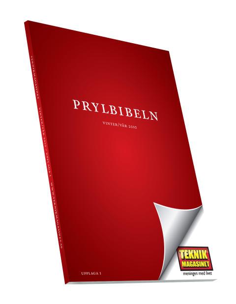 Omslag Prylbibeln vinter/vår 2010 3D