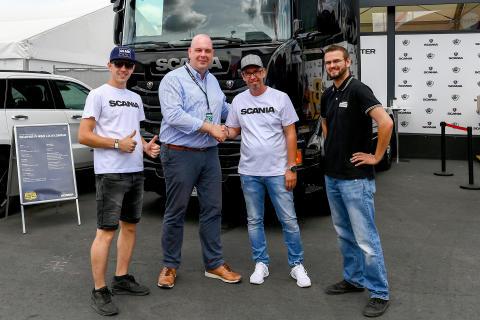 Gebrauchte Scania - sofort verfügbar!