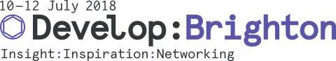 Develop:Brighton 2018 Logo
