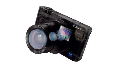 Profesjonalna jakość w kieszeni - Cyber-shot™ RX100 III