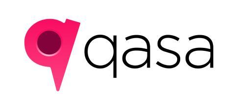 Qasa - logga