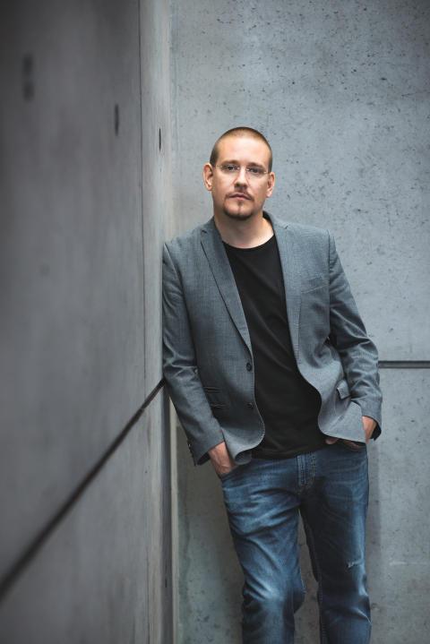 Tobias Broström/Foto: Nicklas Raab