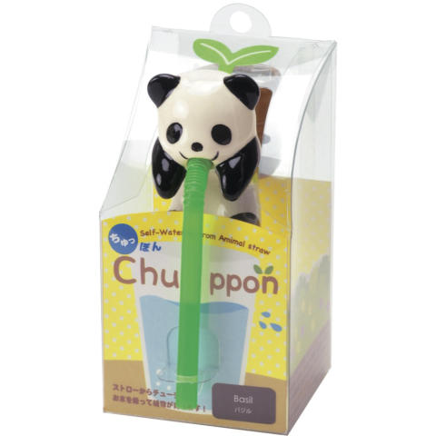 Odlingsset med sugrör - Panda