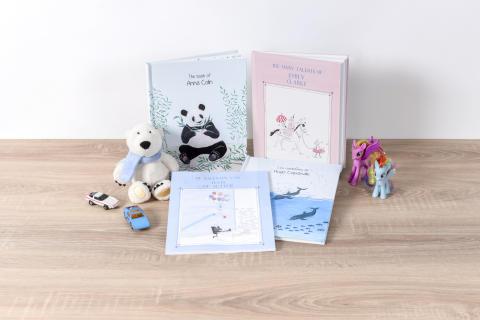 smartphoto utökar sitt sortiment av personliga barnböcker
