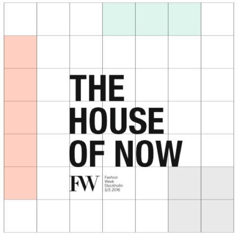 FW STOCKHOLMS HUVUDSPONSOR ZALANDO PRESENTERAR THE HOUSE OF NOW