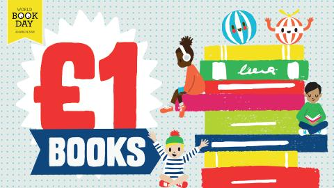 Celebrate reading – and win prizes – on World Book Day