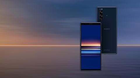 Xperia 5 – det nyeste medlemmet i Sonys flaggskipserie – en kreativ underholdningsopplevelse i et stilig og kompakt design