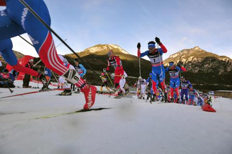 Tour de Ski och backhopparveckan direkt på Eurosport