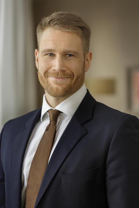 Björn Strid, ekonomi- och finanschef Einar Mattsson-gruppen