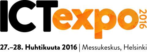 Olemme mukana ICTExpossa 27.-28.4.2016