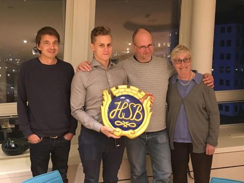 Tillökning i HSB-familjen