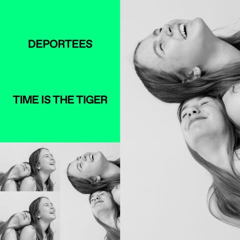 """Deportees släpper idag nya singeln """"Time Is The Tiger"""" - gör exklusiv Stockholmsspelning i maj"""