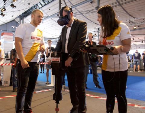 STRABAG auf der IdeenExpo 2019 in Hannover