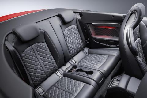 Baksäte Audi S5 Cabriolet