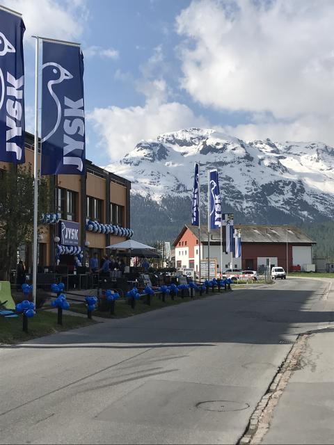 Neueröffnung Schweiz Samedan 13