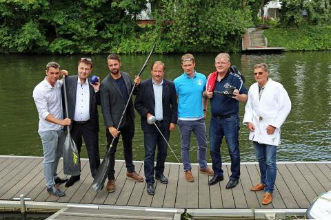 Sieben Leipziger Sportvereine bündeln zukünftig als Gesellschafter der OSL GmbH ihre Kräfte