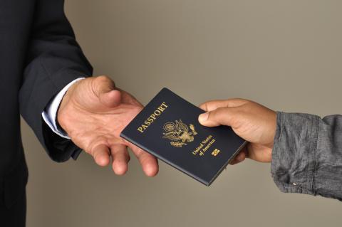 Still using passports for identity verification?