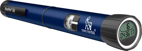 NovoPen®6 blå