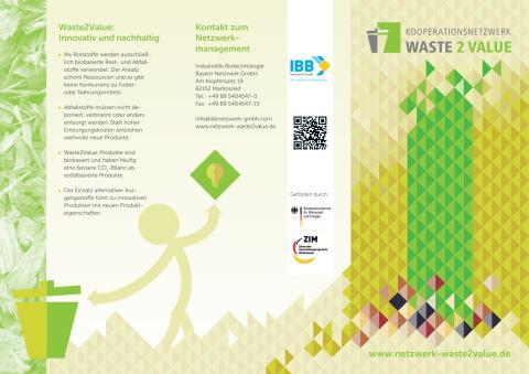 Flyer Waste2Value