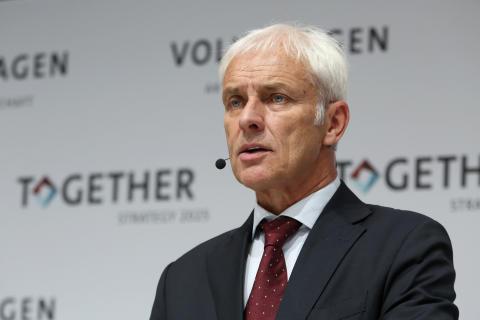 Volkswagen-koncernen redovisar ett solitt resultat för perioden januari till september