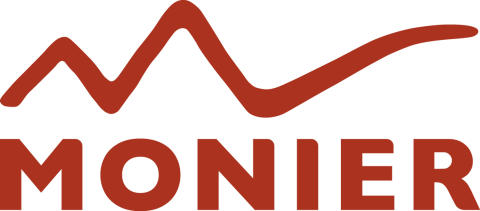 Logotyp Monier