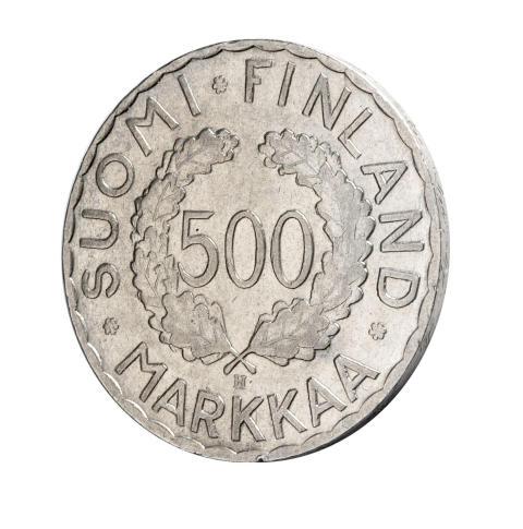 OS-minnesmynt Helsinki 1952