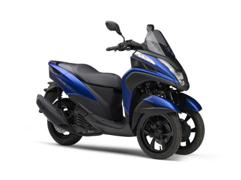 "Yamaha Motor Announces Blue Core-fitted TRICITY 155 European Launch - Second LMW model in ""Growing World of Personal Mobility"" strategy -"