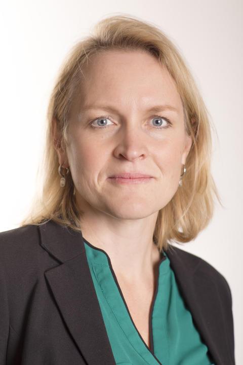 Anna Bergstrand, samverkansstrateg vid Högskolan i Borås