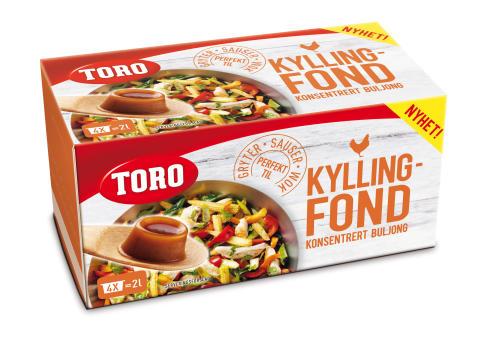 TORO Kyllingfond