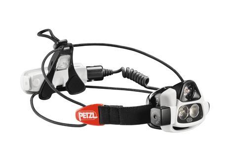 Utmana dig själv och höstmörkret med en ny smart pannlampa från Petzl