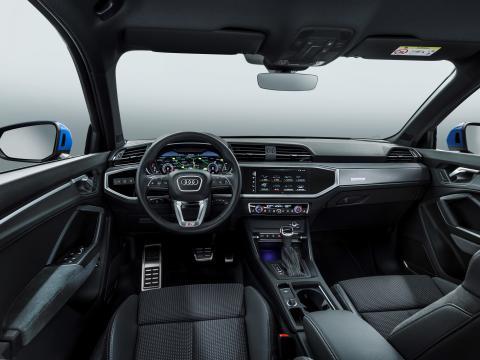 Audi Q3 interiør